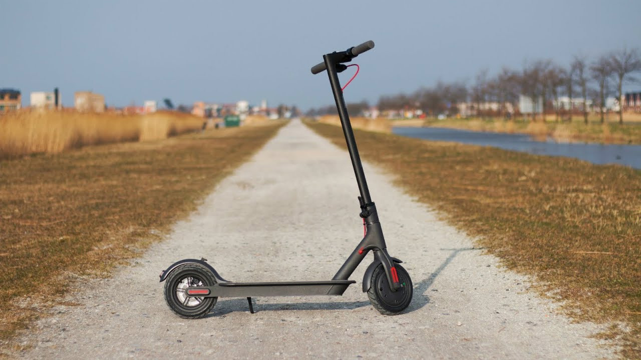 The Xiaomi m365 is the first great electric scooter